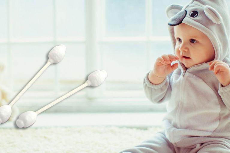 Bebi štapići za uši