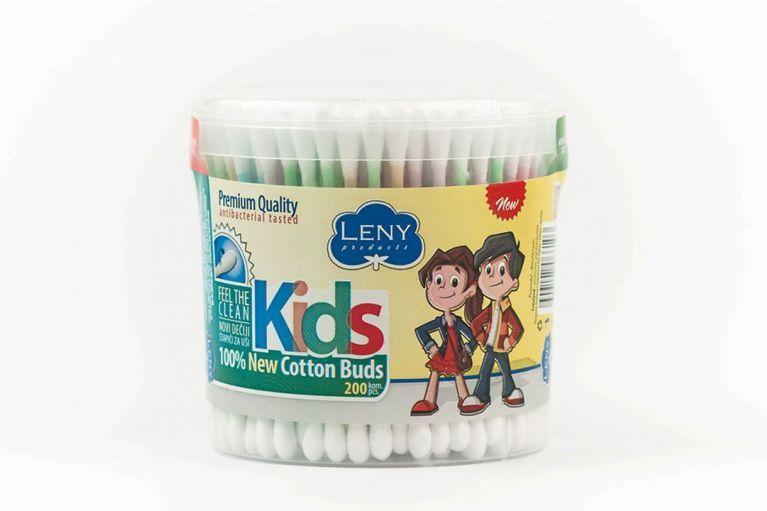 Leny dečiji štapići za uši
